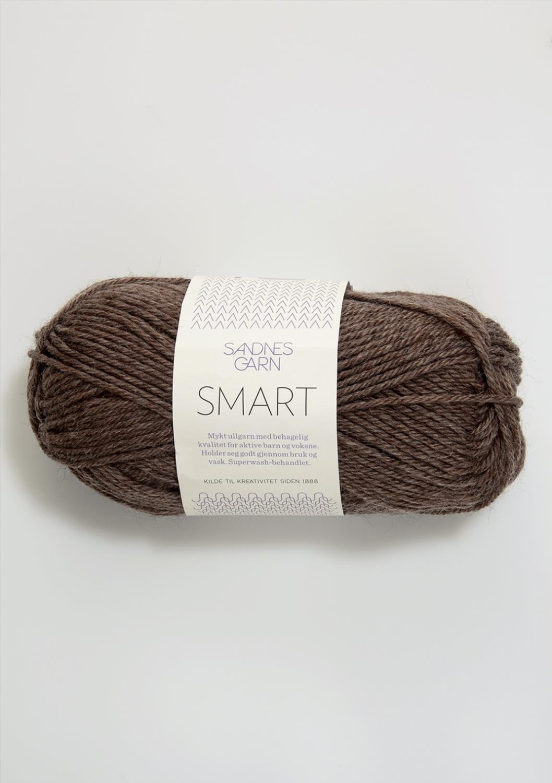 2652 Smart Mellombrun Melert