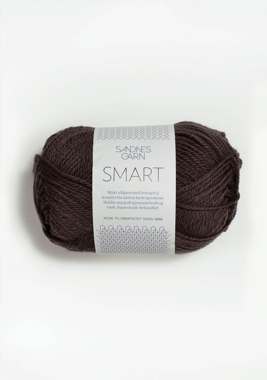 4071 Smart Mørk Brun