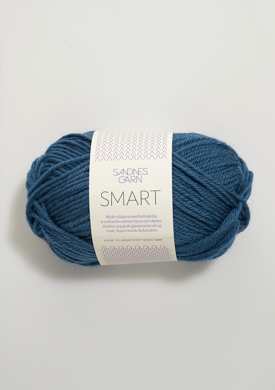 6355 Smart Flyblå
