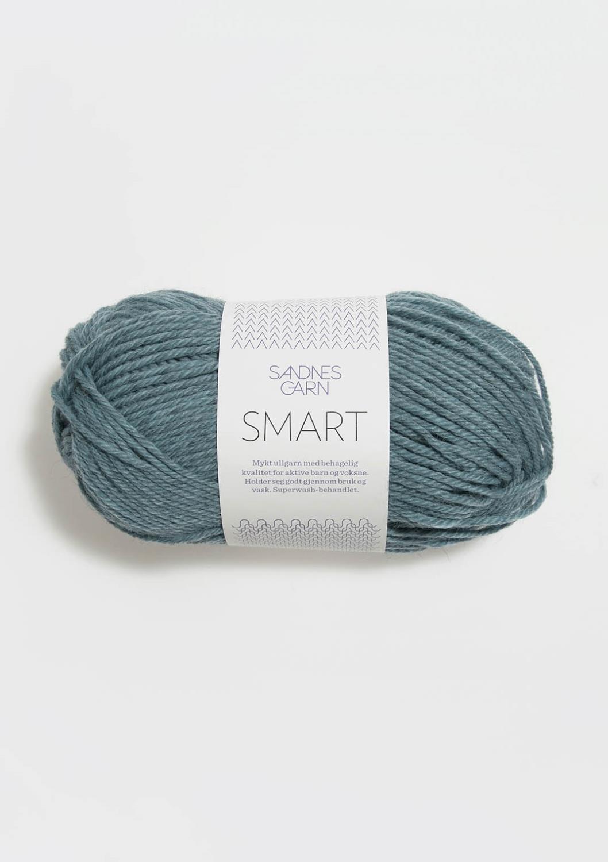 7252 Smart Sjøgrønn Melert