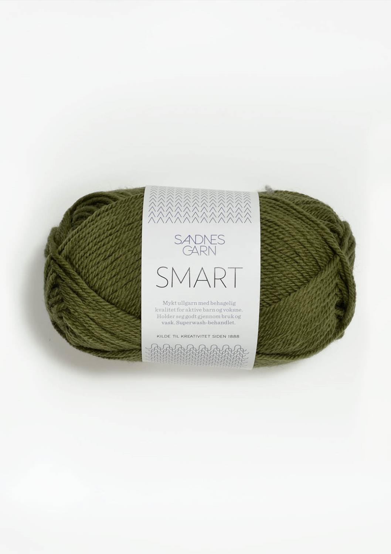 9553 Smart Olivengrønn