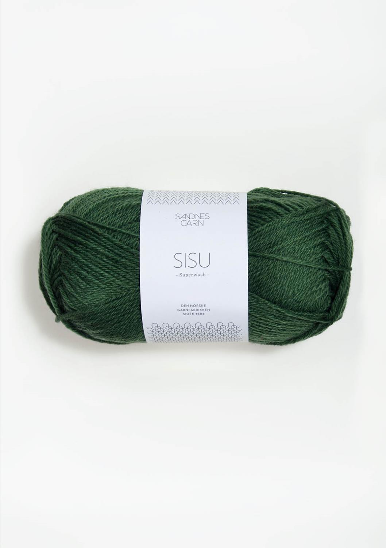 8063 Sisu Mørk Grønn