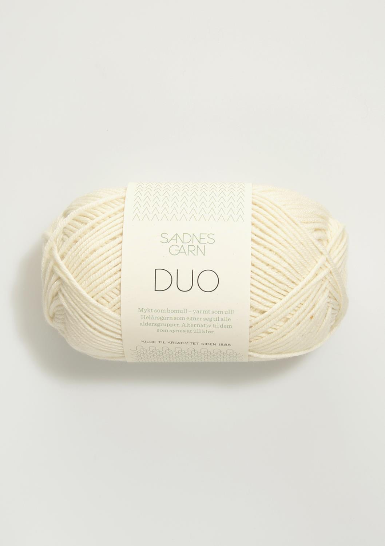 1002 Duo Hvit
