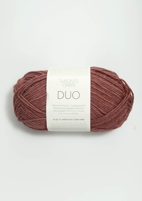 4344 Duo Mørk Pudderrosa