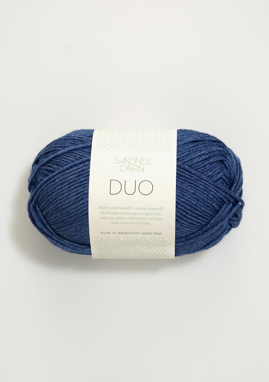 5864 Duo Blå Melert