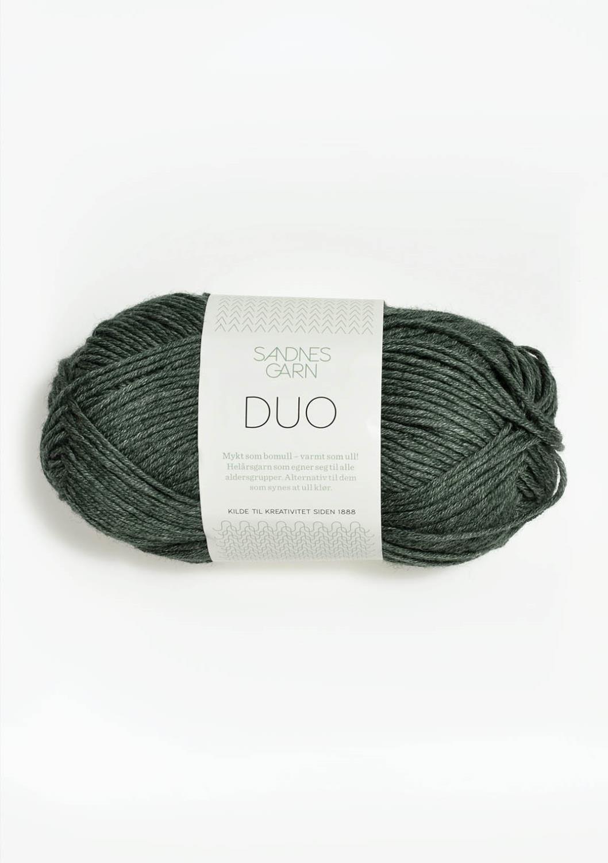 8072 Duo Skoggrønn