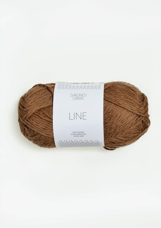 2553 Line Gyllen Brun