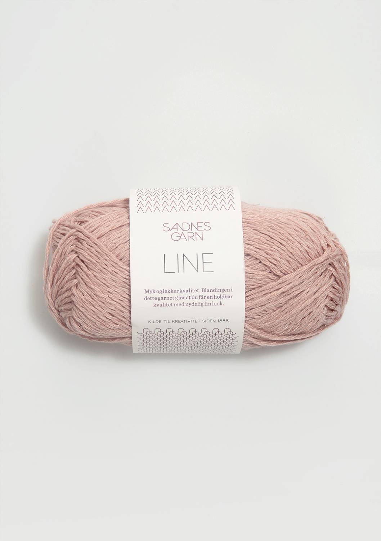 3511 Line Pudder Rosa