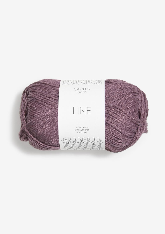 4361 Line Lys Aubergine