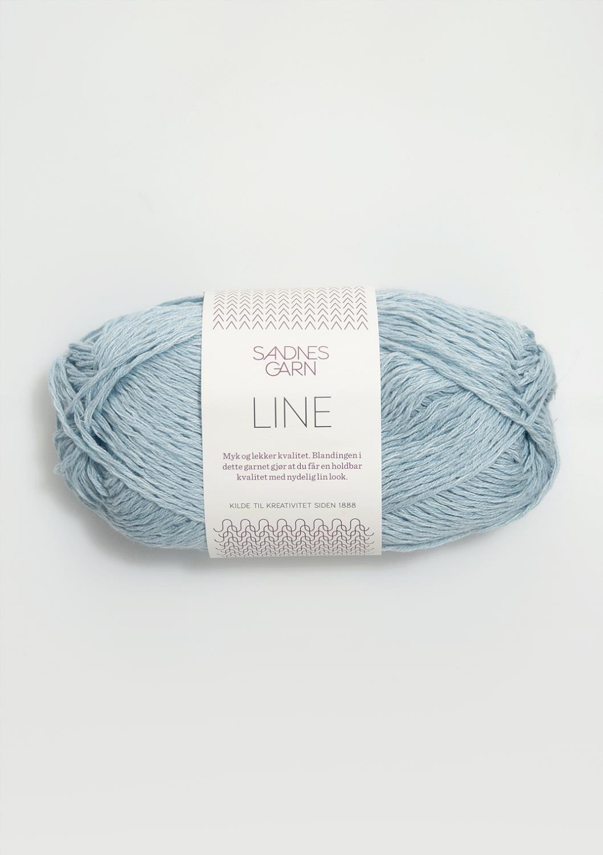 5930 Line Lys Blå