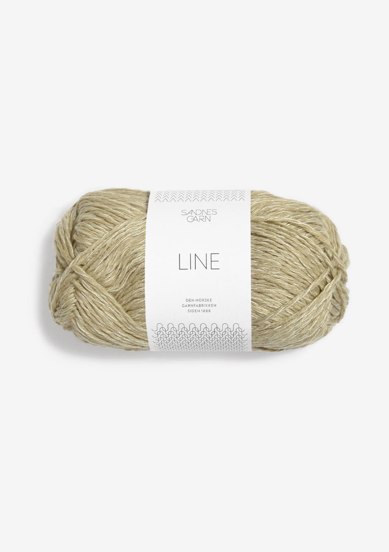 9822 Line Lys Chinos Grønn