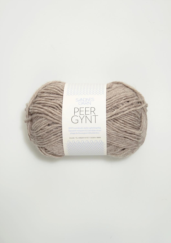 2650 Peer Gynt Gråbeige Melert