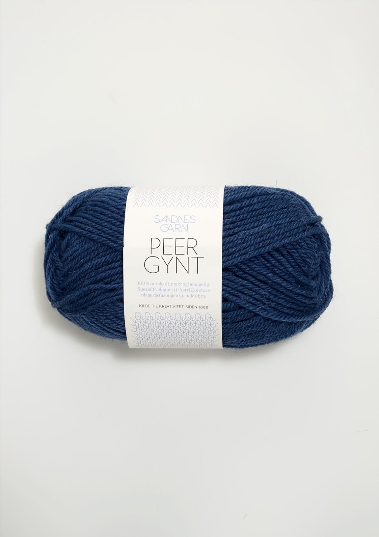 6364 Peer Gynt Mørk Blå