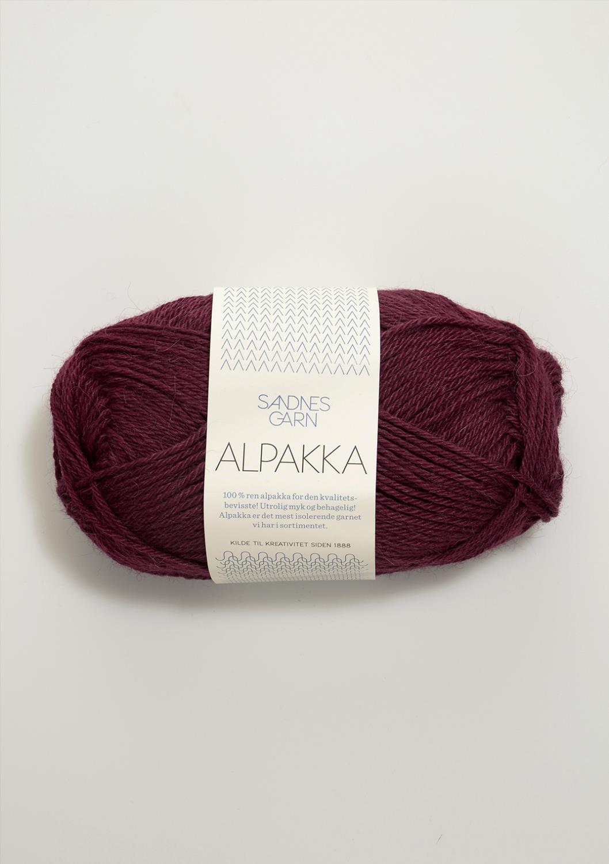 4554 Alpakka Vinrød
