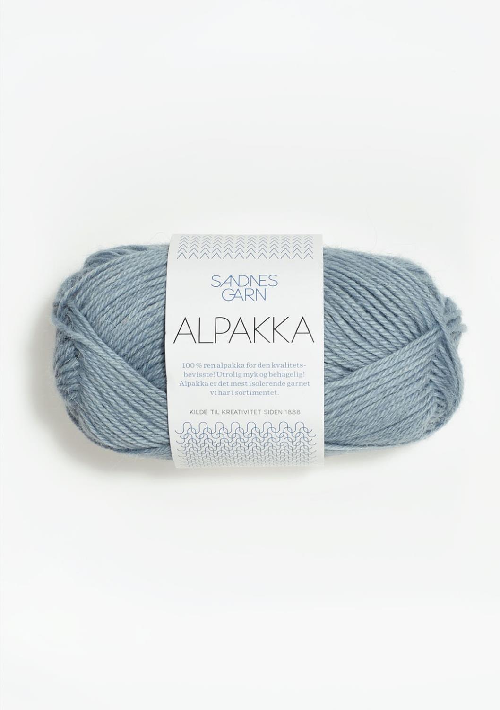 6531 Alpakka Isblå