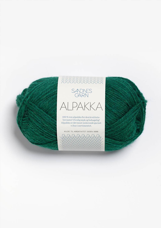 7755 Alpakka Smaragd