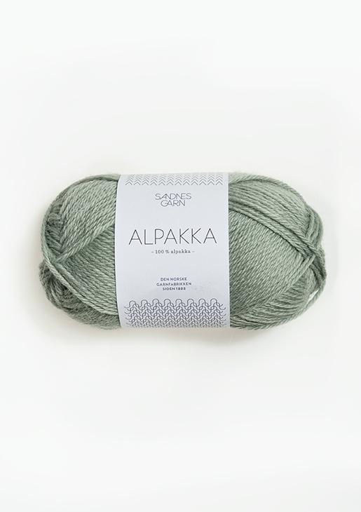 8031 Alpakka Chinos Grønn