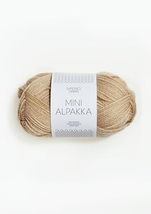 2531 Mini Alpakka Chinos Beige
