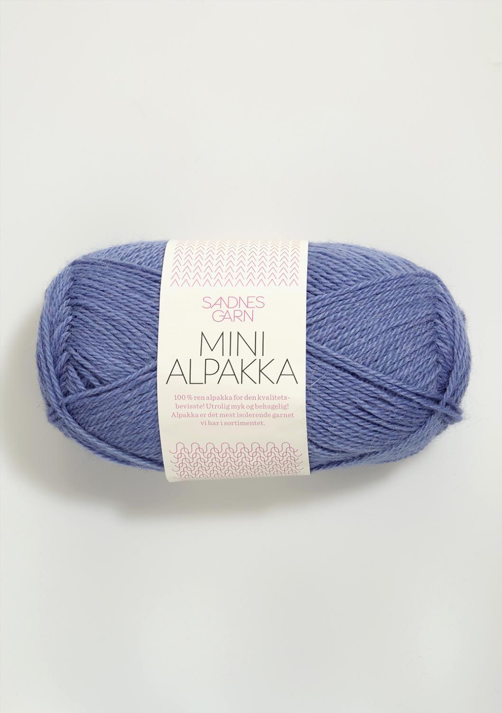 5834 Mini Alpakka Lavendel