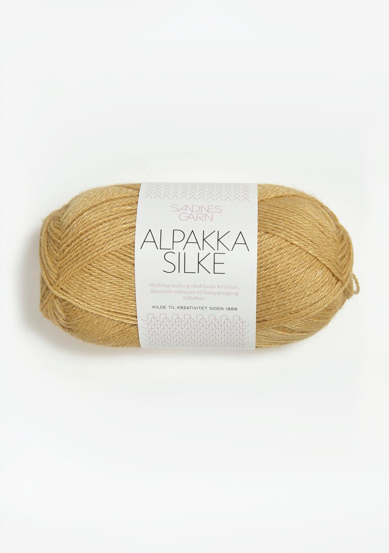 2113 Alpakka Silke Strågul