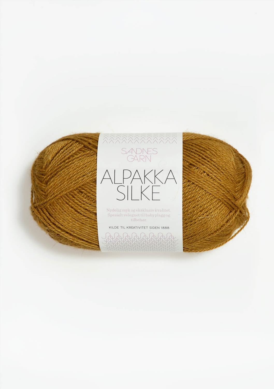 2135 Alpakka Silke Oker
