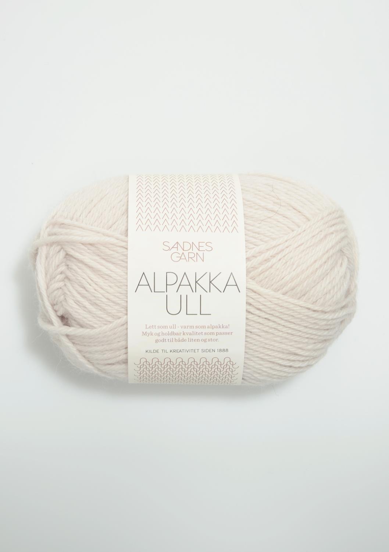 1015 Alpakka Ull Kitt