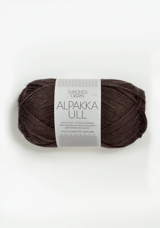 3571 Alpakka Ull Brun
