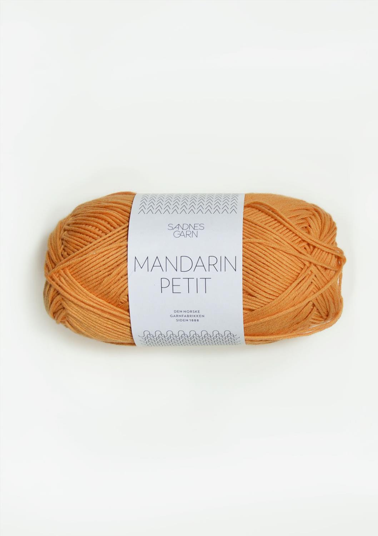 2524 Mandarin Petit Varm Gul