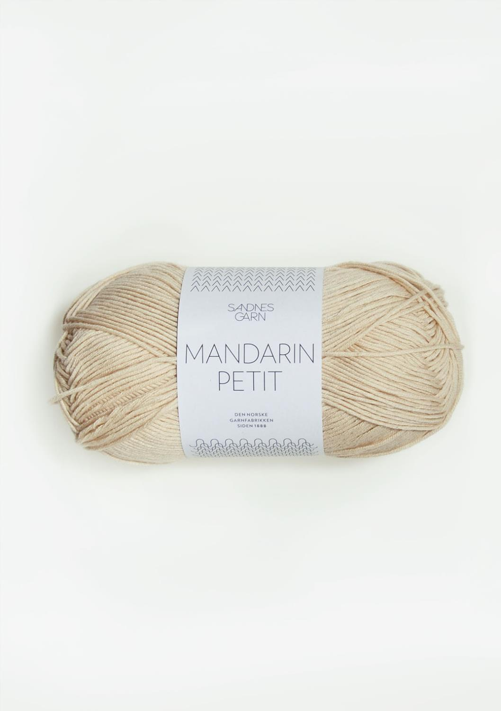 3011 Mandarin Petit Mandelhvit