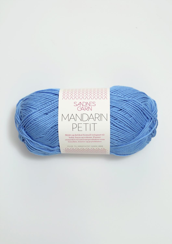 6015 Mandarin Petit Blå