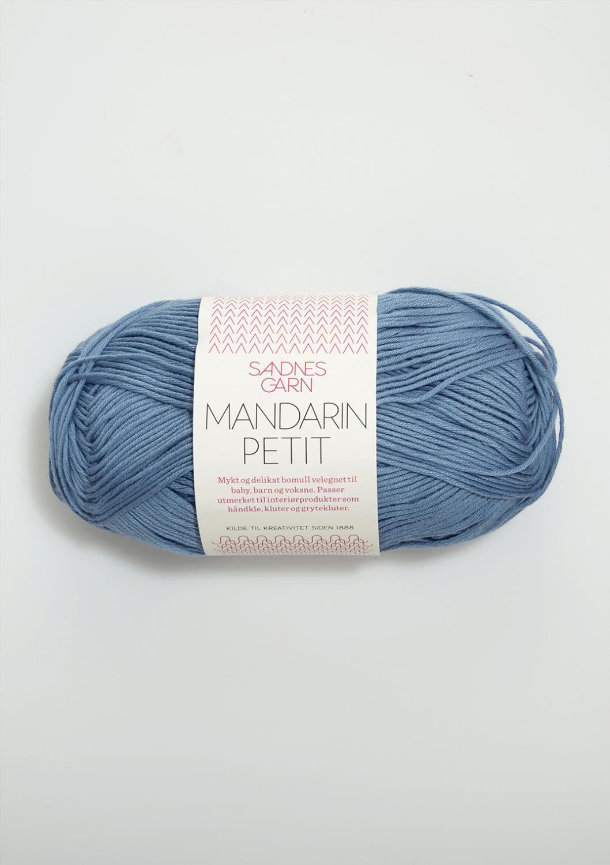 9463 Mandarin Petit Jeansblå