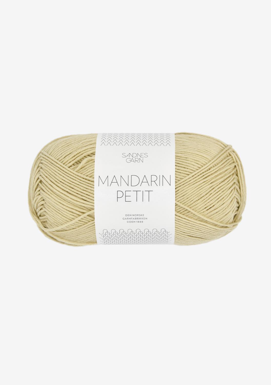 9822 Mandarin Petit Lys Chinos Grønn