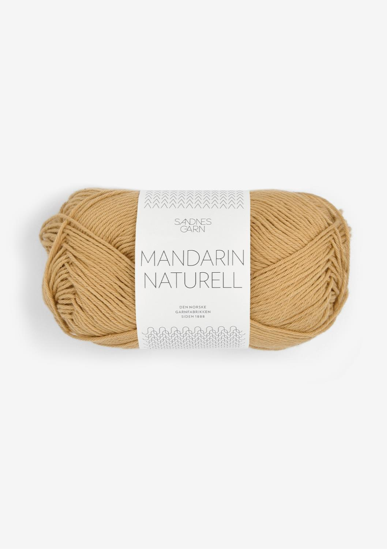 2134 Mandarin Naturell Gul Sand