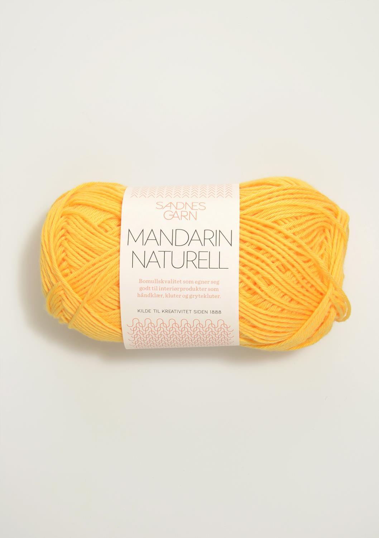 2206 Mandarin Naturell Gul