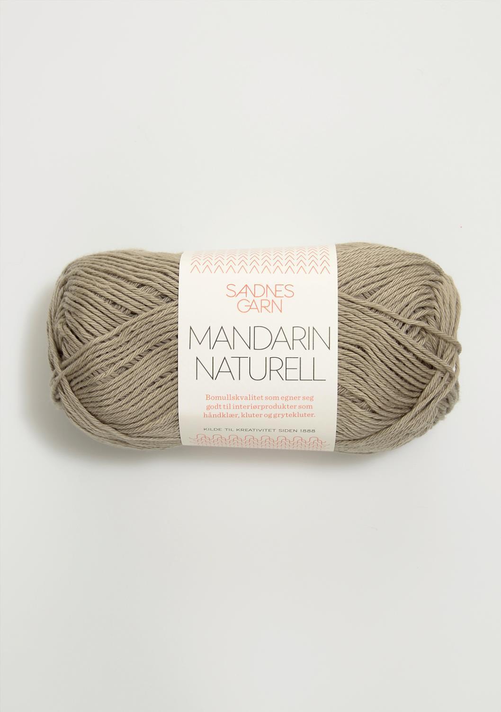 2431 Mandarin Naturell Sand