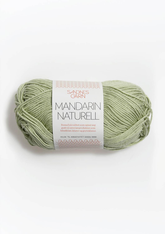 9522 Mandarin Naturell Lys Grønn