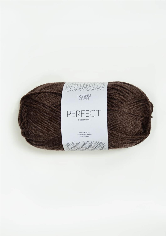 2571 Perfect mørk Brun