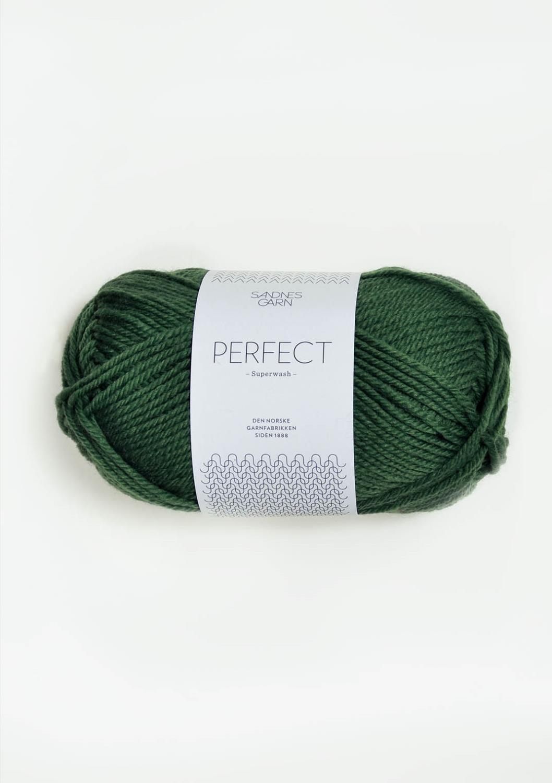 8063 Perfect Mørk Grønn