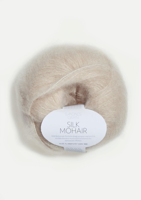 1015 Silk Mohair Kitt