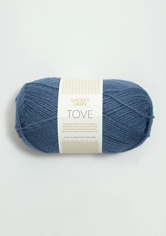 6052 Tove Jeansblå