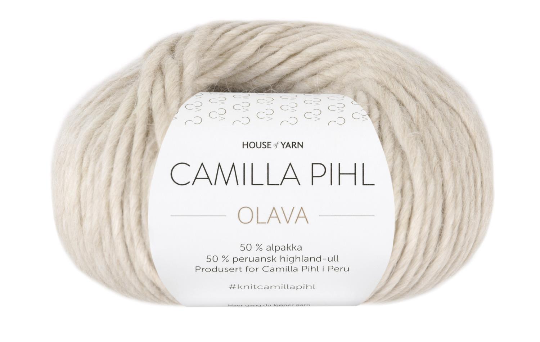 Olava - Sand melert
