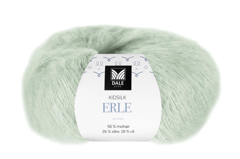 Kidsilk Erle - Dus mint