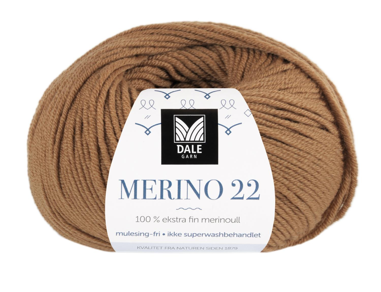 Merino 22 - Karamell