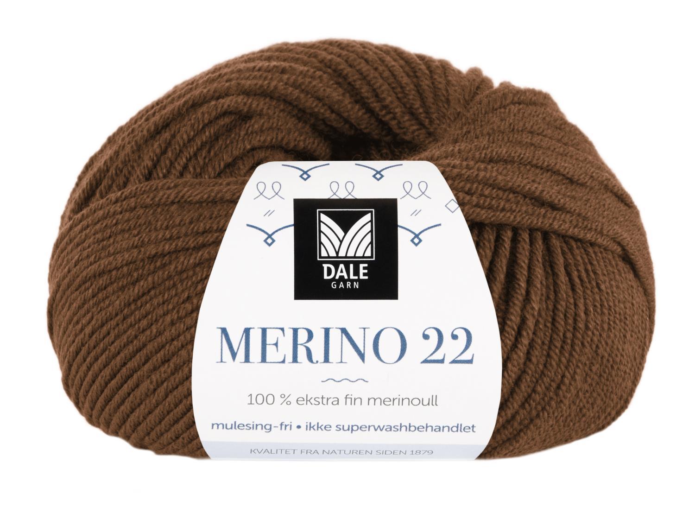 Merino 22 - Varmbrun