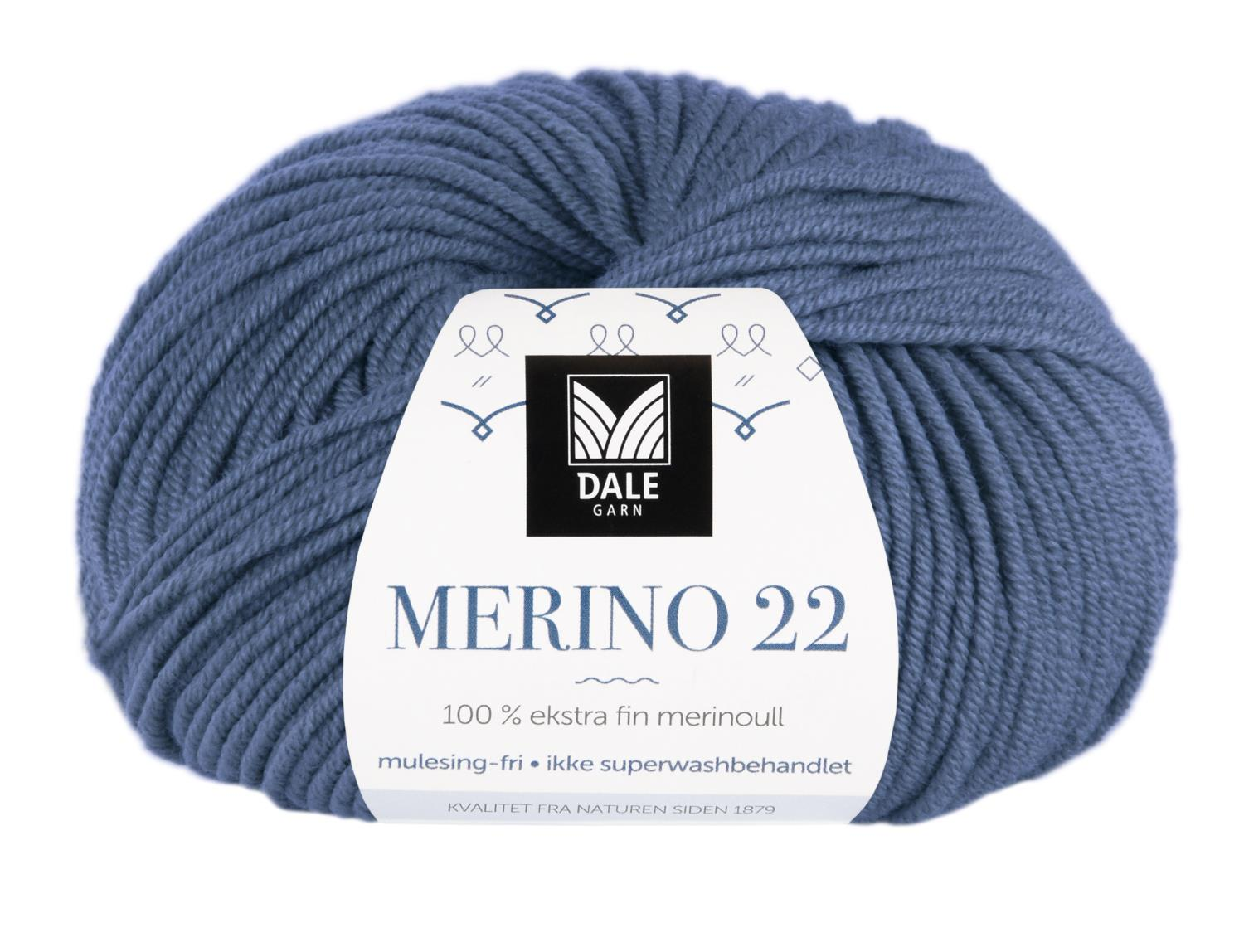 Merino 22 - Denim
