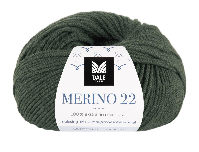 Merino 22 - Armygrønn
