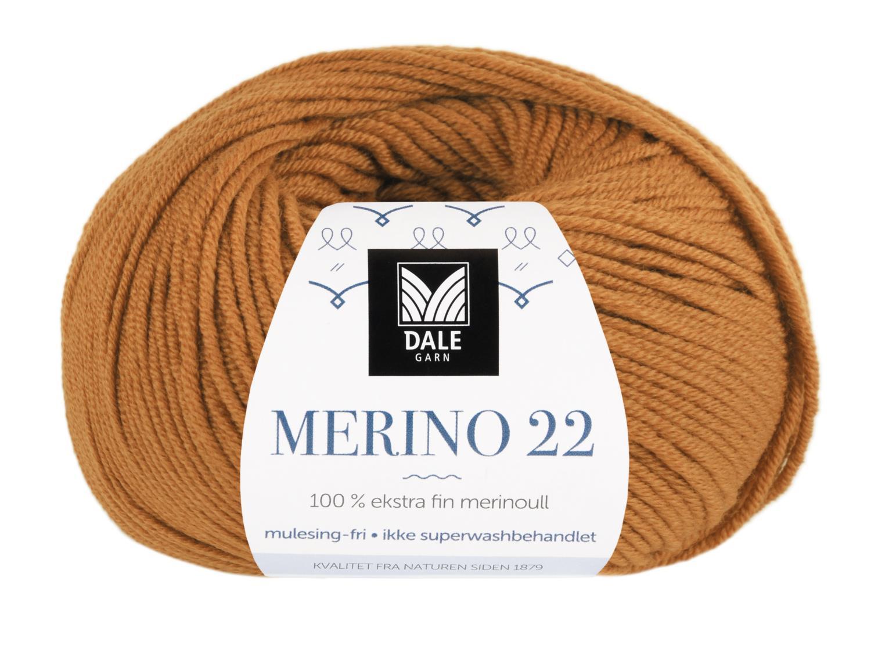 Merino 22 - Safrangul