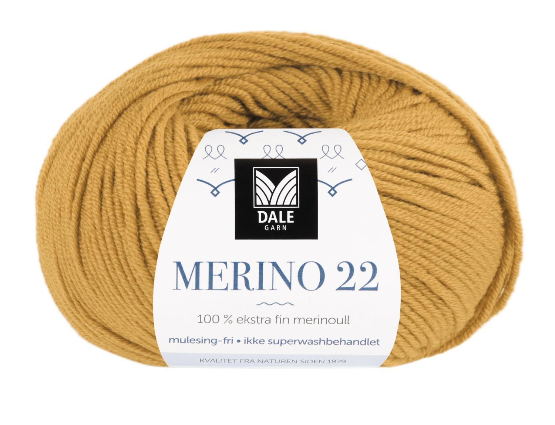 Merino 22 - Maisgul