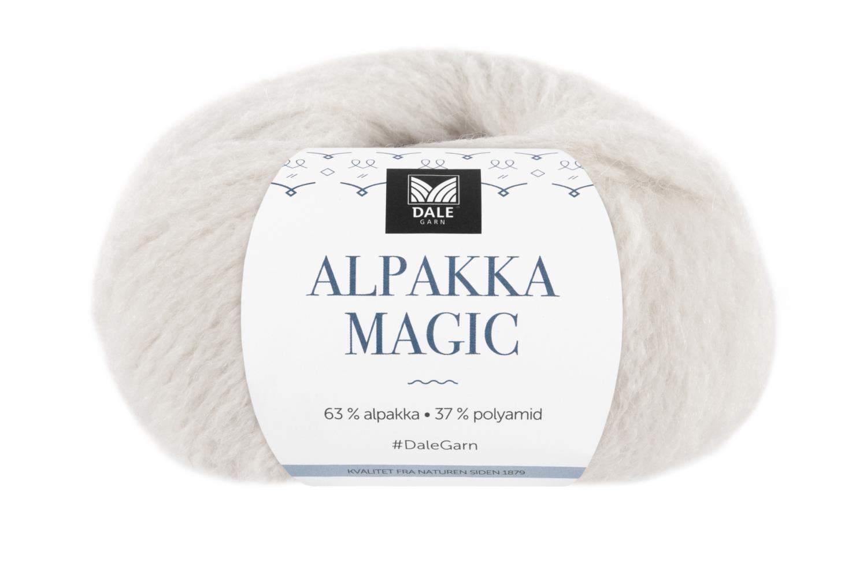 Alpakka Magic - Natur
