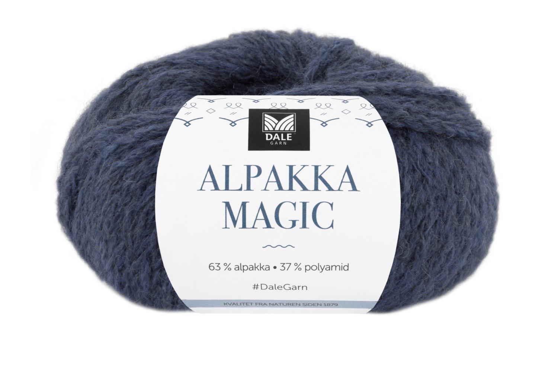 Alpakka Magic - Marine
